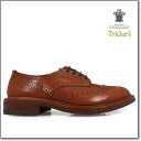 Trickers TRICKER's BOURTON BROGUE SHOES 5633 MARRON 5633 ダイナイトソール brogue shoes chestnut calf Tricker's