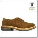 Trickers TRICKER's BOURTON BROGUE SHOES 5633 SNUF REP 5633 ダイナイトソール brogue shoes スナッフレプ antique Tricker's