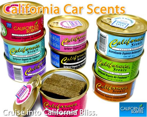 california scents. Black Bedroom Furniture Sets. Home Design Ideas