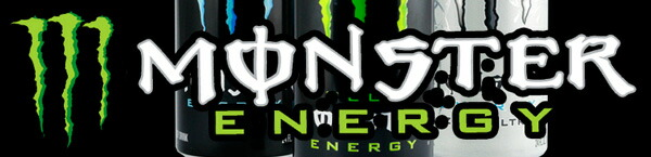 ��ߤ������إ���ꥫľ͢���ο͵����ʥ����ɥ�󥯡�Monster Energy�ʥ�󥹥������ʥ����ˡ�