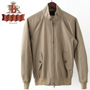 Barracouta Baracuta G9 original 2014 model Harrington jacket made in United Kingdom men's Original Made in England Harrington jacket swing top swing top swing coat-Tan Tan Tartan check brcps0001710 * s * m * l * xl