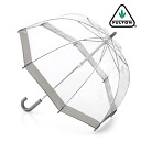 FULTON Fulton umbrella small kids mini umbrella kids ファンブレラ long umbrella United Kingdom Royal warrant new silver Silver metallic Kids Kids Kids Funbrella Umbrella umbrella slim mod fashion United Kingdom London fultonc603silver