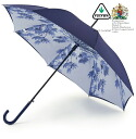 FULTON Fulton umbrella umbrella Bloomsbury falling leaf length umbrella United Kingdom Royal warrant new leaves women's Bloomsbury Falling Leaf Umbrella umbrella mod fashion United Kingdom London fultonl754fallingleaf
