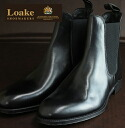 Rourke Loake England England BAYSWATER premium Chelsea leather leather boots Bayswater 1880-United Kingdom mens shoes United Kingdom brand shoes cowhide leather leather black England London United Kingdom Royal purveyor loakebayswaterblack * 25 *25.5