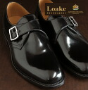Loake204blackd