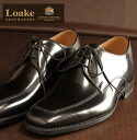 Loake England Rourke England plain apron Derby leather shoes 259 United Kingdom brand L1 men's genuine leather leather shoes leather shoes casual style EMI Lolita Black Black United Kingdom Royal loake259black * 26 *26.5 * 27 *27.5