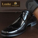 Loake England Rourke mens blog business shoes BRYANT United Kingdom brand Bryant ōtoba roots wingtip Derby Leather Shoes shoes cowhide leather leather black mod United Kingdom United Kingdom Royal loakebryantblack * 26 * 27 * 28