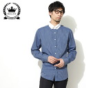 RELCO レルコ pinhole color stripe long sleeve shirt mens 2013 new mod fashion eyelet color collars calapan long sleeve shirt Blue Blue cotton UK モッズシャツ モッズファッション mshtpc12 * s * l * xl