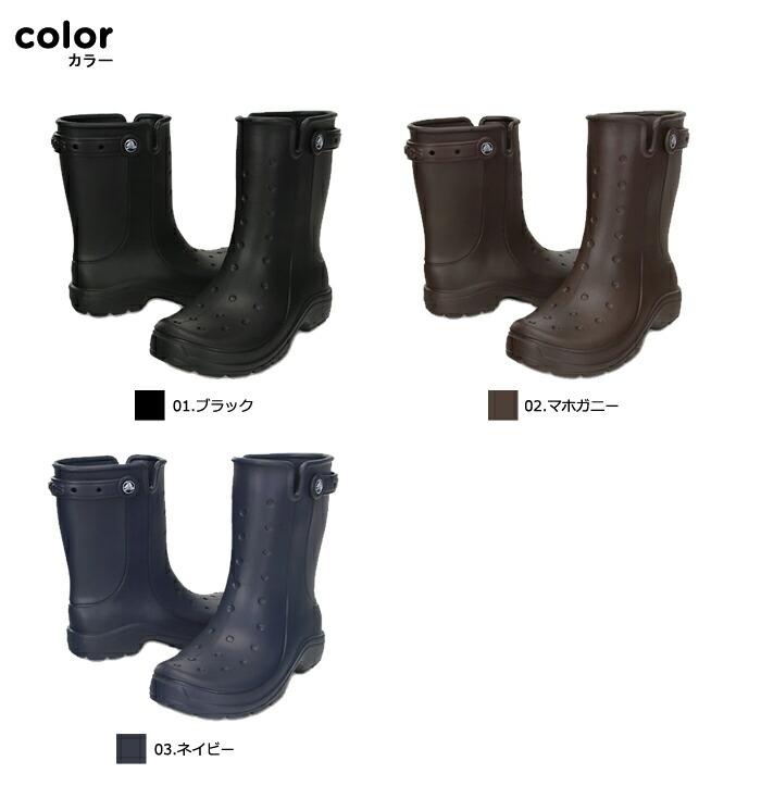 crocs【クロックス】Reny 2.0 Boot/レニー 2.0 ブーツ
