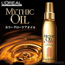 L ' Oréal mythic oil カラーグローケア oil 125 ml fs3gm