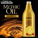 No LOREAL mythic oil shampoo 750 ml pump