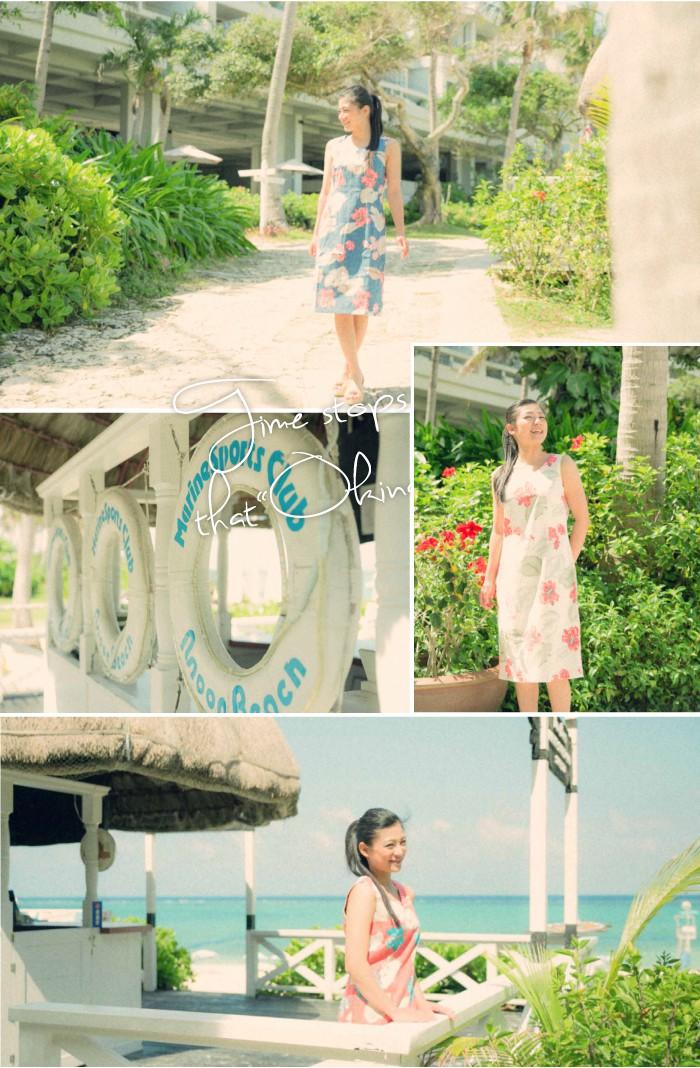 沖縄 アロハシャツ かりゆしウェア