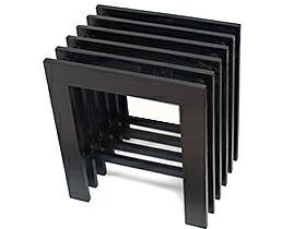 格子 家具