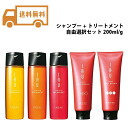 [LEBEL IAU] shampoo200ml+treatment 200g set[non-silicon shampoo]