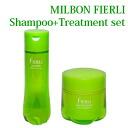 Milbon Fierli shampoo&treatment 200/g