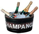 Champagne air conditioner (wine cooler) barrel large (round shape) 10.8L