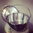 -Stainless steel Dutch oven FK-1016