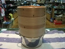 Mini Chinese silo 15 cm ( wearing 2 lid 1 ) 3 layer steel mini pots set