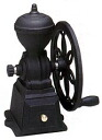 -20% Off-Carita hand-ground cast iron coffee grinder Diamir (black) ダイヤコーヒーミル