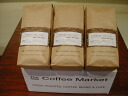 Can get seasonal coffee ☆; bean set ◆◆ large size ◆◆ 500 g *3 kind