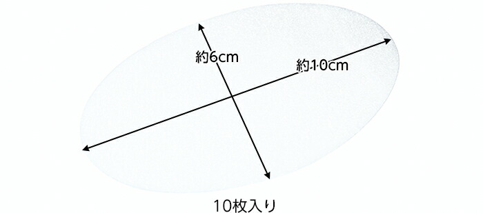 6×10cm