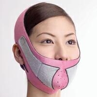 小顔マスク【口周り用補正ベルト】