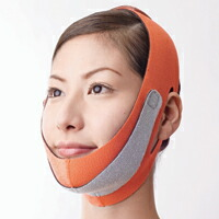 小顔マスク【二重あご用補正ベルト】