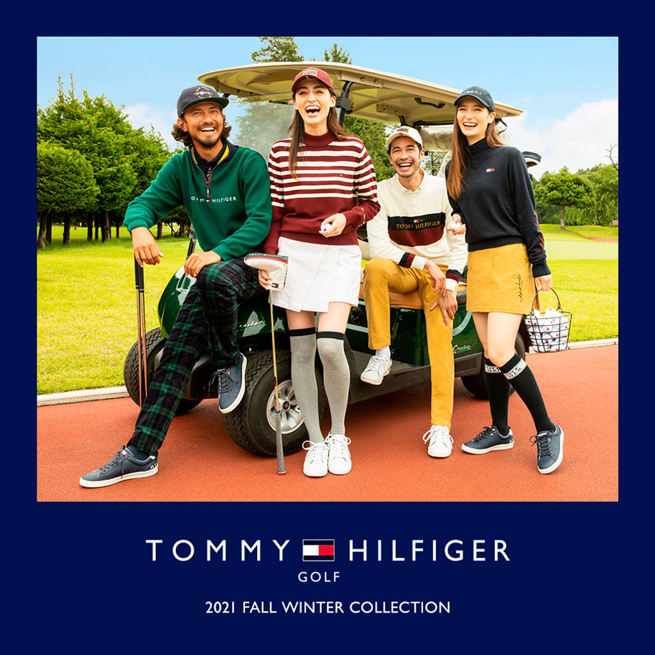 TOMMY HILFIGER GOLF