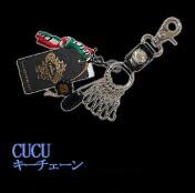 オロビアンコ Orobianco CUCU クク(シルバー) キーチェーン/キーホルダー
