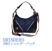 ����ӥ��� Orobianco DRINDERO �ɥ��ǥ� 2WAY���������Хå�