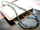 Natural stone with a ■ chains ■ カットラブラド light &Silver consolidated chain Labradorite necklace ラブラドライトネックレス entertainers purveyor mens Womens accessories necklace silver Silver 925 silver silver925 10P30Nov13
