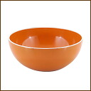Colorful de Cubal Orange diameter 24 cm ◆ food washing machines enabled / Bowl / ball / Salad Bowl / Salad Bowl / / Caravel Bowl / kitchen / kitchen goods / kitchen gadgets and kitchen equipment / gadgets / preparations / lacquer / made in Japan / 5P13oc