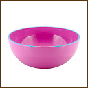 Colorful デカッボール pink diameter 24 cm ◆ food washing machines enabled / Bowl / ball / カラフルボウル / Salad Bowl / Salad Bowl / / kitchen / kitchen goods / kitchen gadgets and kitchen equipment / gadgets / preparations / lacquer / made in Japan / 5P13oct13_b