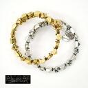 ALEX AND ANI アレックスアンドアニ recycled brass wire Bangle Studstruck alex &ani