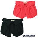 MISERICORDIA Misericordia ladies sweat shorts orange / black (SS) business number