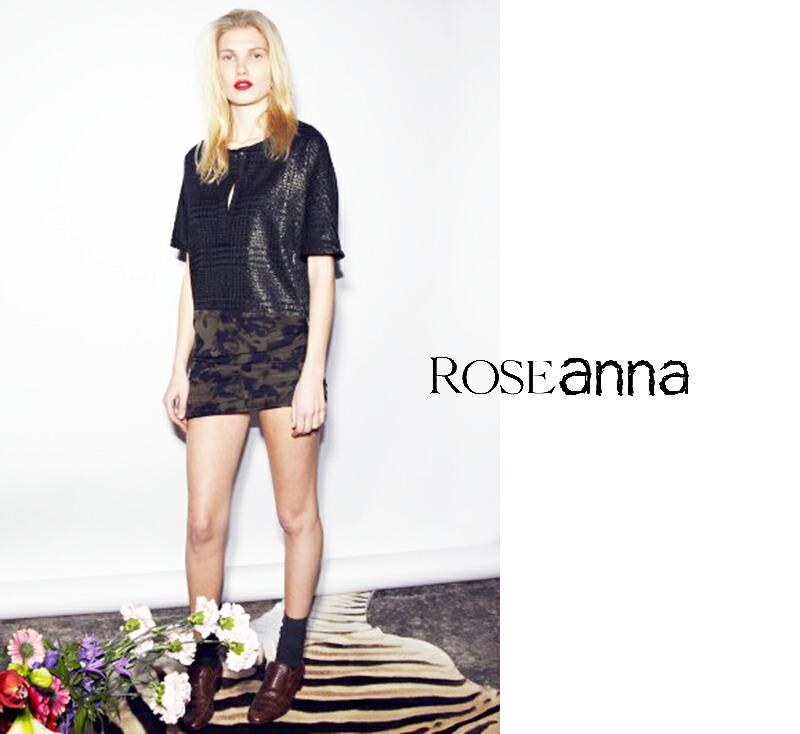 ROSEANNA ローズアンナ サイドジップ切り替えワンピース フラワーシルクプリント×ジャガードゴールドカラー