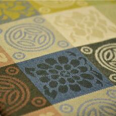 正絹遠州緞子(しょうけんえんしゅうどんす)金封袱紗 キンチャ 商品説明1
