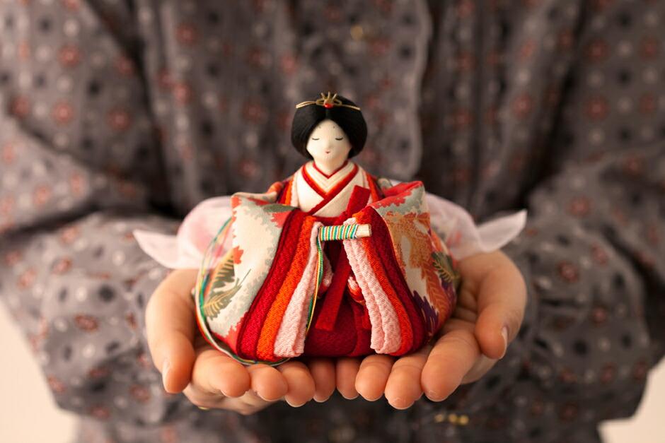 雛人形写真