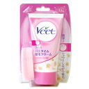 Vito bath time removing hair cream シルクフローラル 150 g Veet *