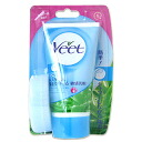 Vito bath time removing hair cream sensitive skin for 150 g Veet *