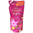 Refill lion fragrance and deodorant soflan アロマリッチ Scarlet ハッピーフルーティアロマ smell (aroma agents flexibility) for 480 ml LION *