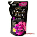 Repack a lion fragrance and a fragrance of ソフランアロマリッチジュリエットスイートフローラルアロマ of the deodorant; 480 ml of business (aroma softening agent) Aroma Rich LION *