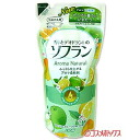 Repack a lion fragrance and a fragrance of the ソフラン Aroma Natural( aroma natural) fresh fruit aroma of the deodorant; 500 ml of 用 LION *
