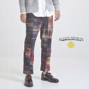 Sunny sports PATCH WORK TROUSER patchwork trousers multicolor