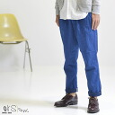 Onslow MEN's BILLY JEAN PANTS mens Billie Jean pants COTTON INDIGO ( コットンインディゴ ) [△