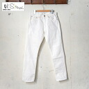 Onslow MEN's IVY FIT JEANS WHITE DENIM men's Ivy fit jeans denim WHITE (69) white [-z10x