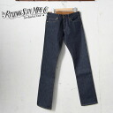MADE IN the USA rising sun Bloke Jean Blok jeans INDIGO DENIM RAW (rigid Indigo Denim) fs04gm