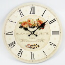 Art Wall-Clock rose rock