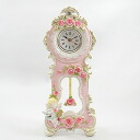 Special Angel table clock with a pendulum