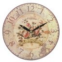 Art Wall-Clock PARIS clock